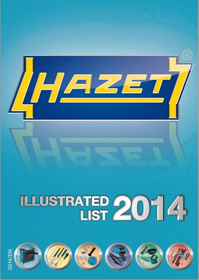 Hazet katalog  2014